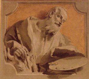 S. Luca, G. B. Tiepolo, 1669-1670
