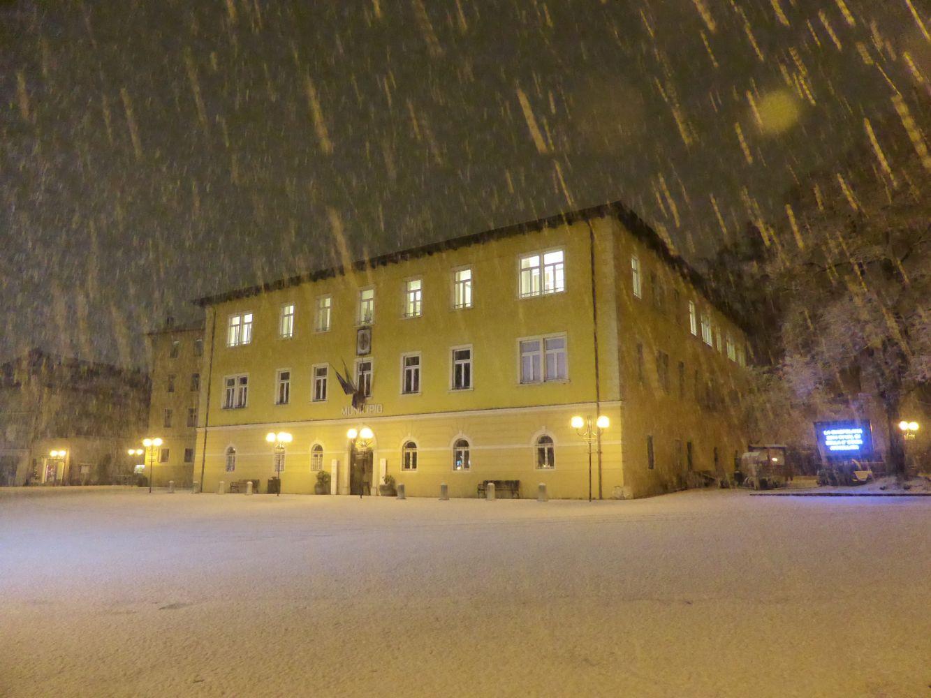 Ex Monastero di s. Anna, ora sede del Municipio