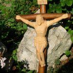 crocifisso da parete