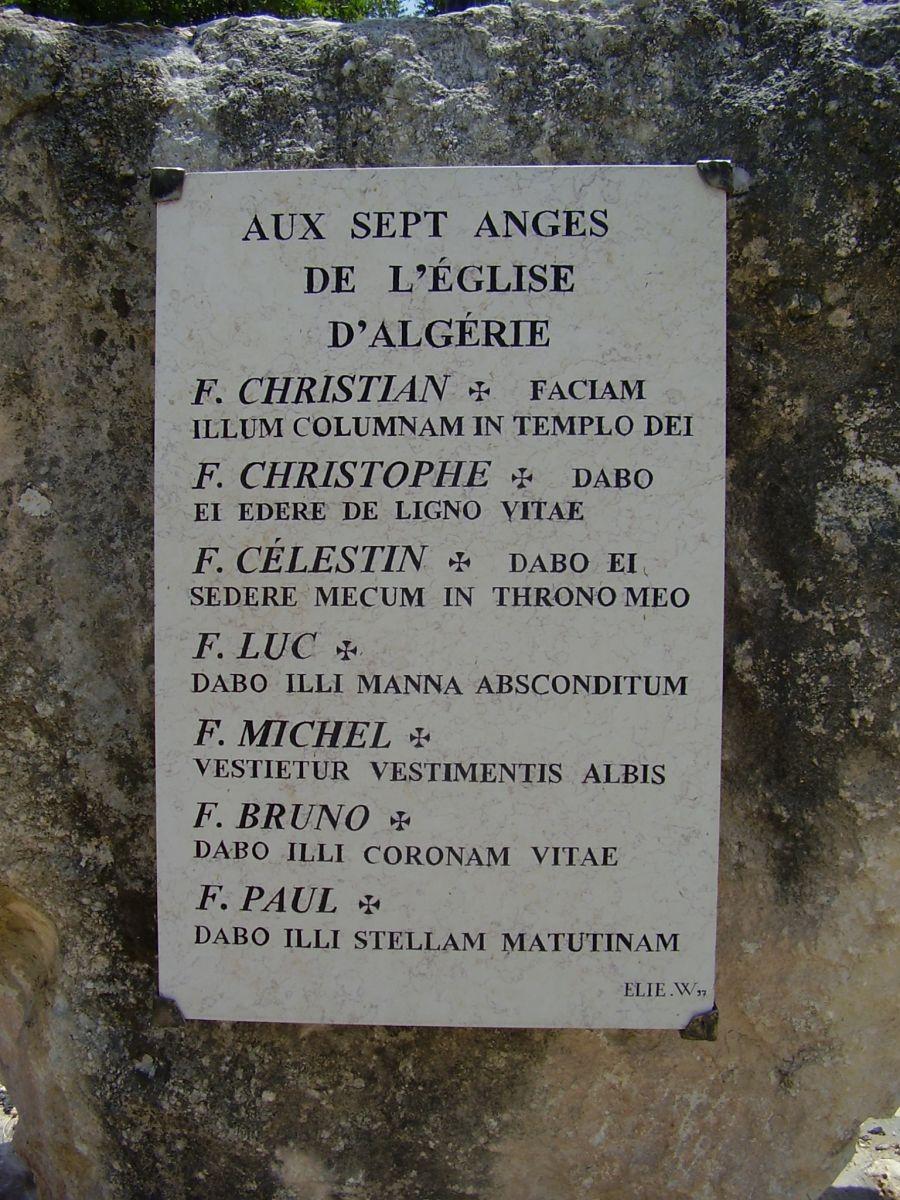 memoriale monastero Latroun foto Filippo Rossi