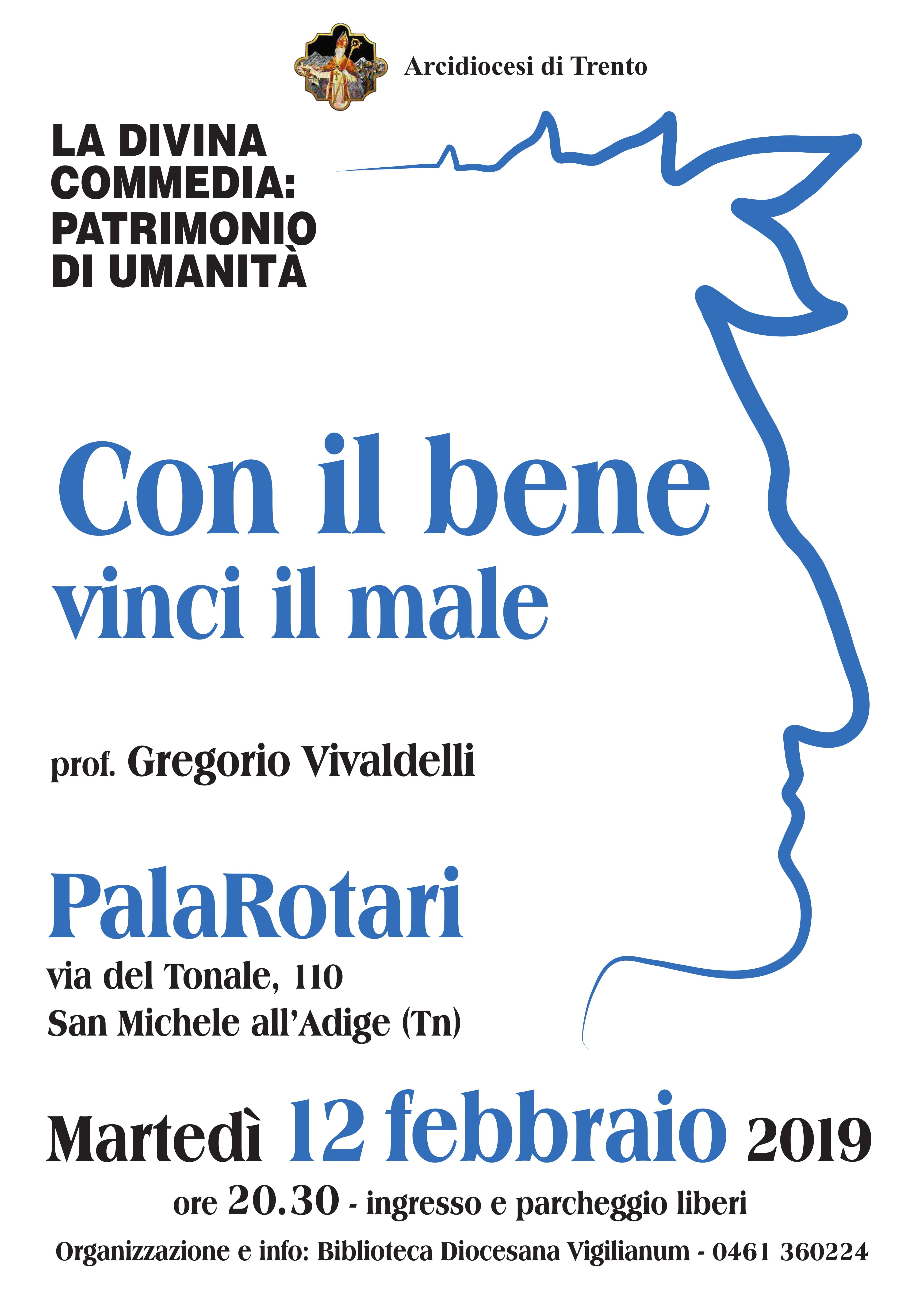 Serata Divina Commedia - PalaRotari 12 feb 2019-1