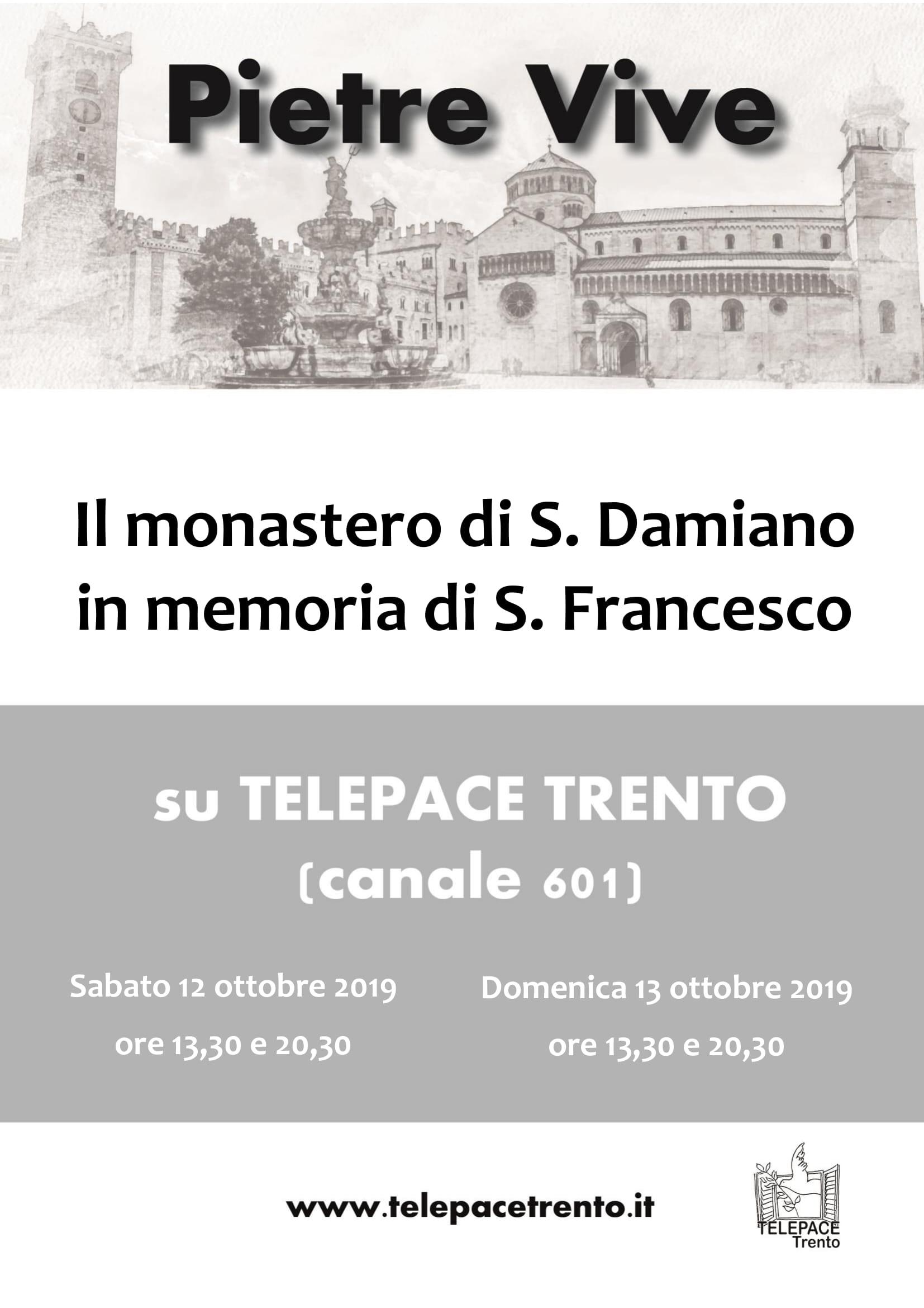 Il monastero di S. Damiano in memoria di S. Francesco-1