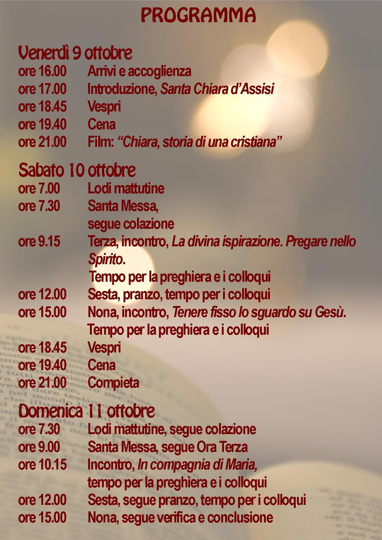 Chiara ms di pregh2020 3