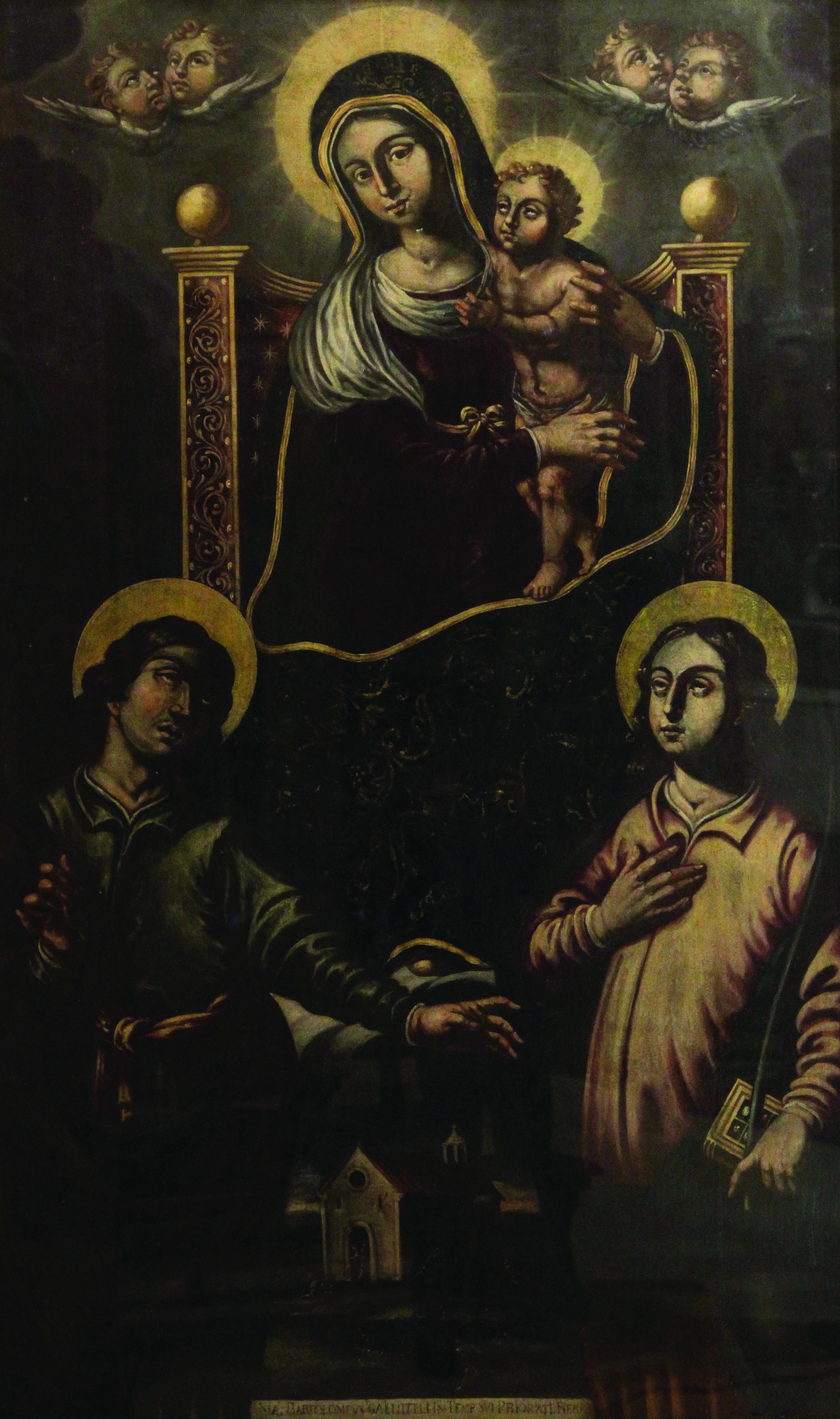 S Maria di Costantinopoli