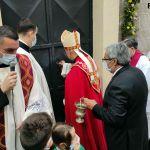 Apertura del Santuario dei Ss. Medici in via di Mezzo
