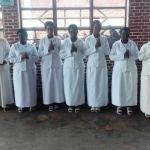 Burundi sorelle che hanno fatto la Consacrazione con Lucia