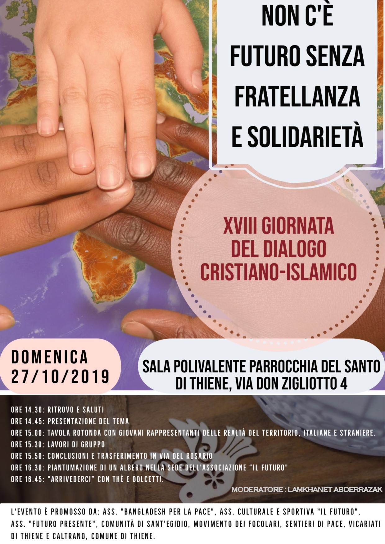 DIALOGO INTERRILIGIOSO 2019
